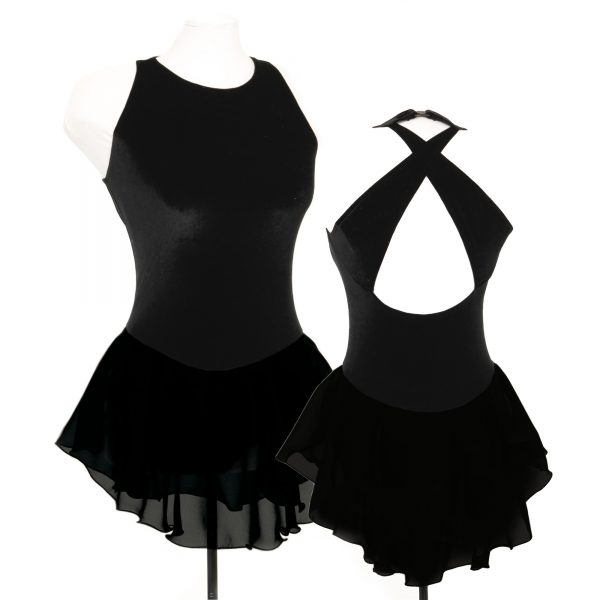 A figure skating dress created by Jerry's Skating World