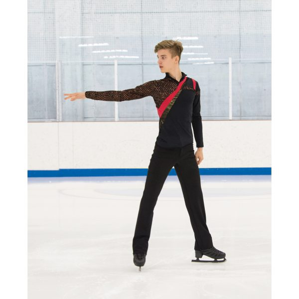 A Jerry's Skating World Designed Men's Top