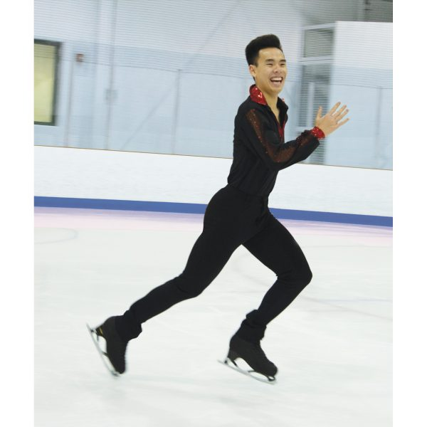 A Jerry's Skating World Designed Men's Shirt