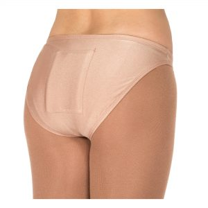 protective padded skating panties for females