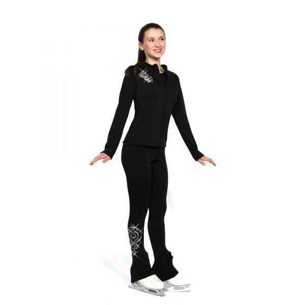 Jerry's Skating World Practice Wear Jacket