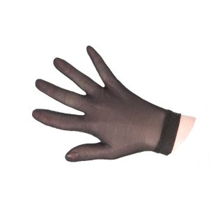 black-mesh-gloves