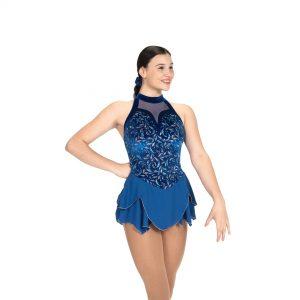 Bijoux Dress - Royal Blue
