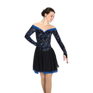 Blue Ribbon Dance Dress