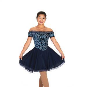 Sapphire Salsa Dress