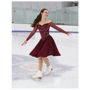 figure skating dance dress