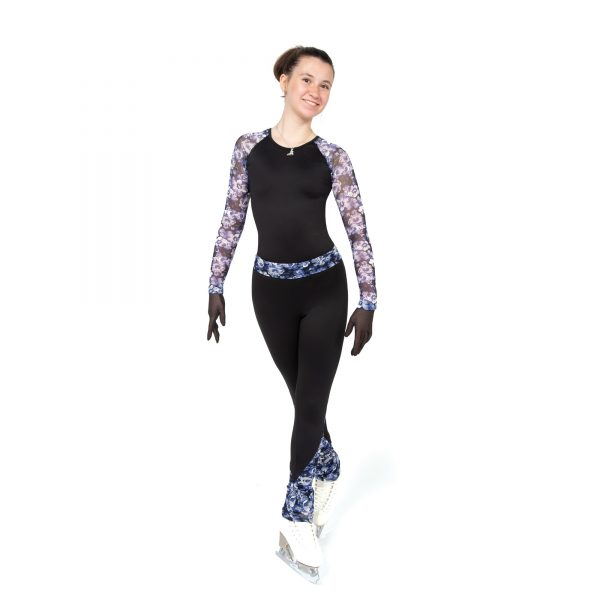 Jerry's Skating World Practice Wear Top